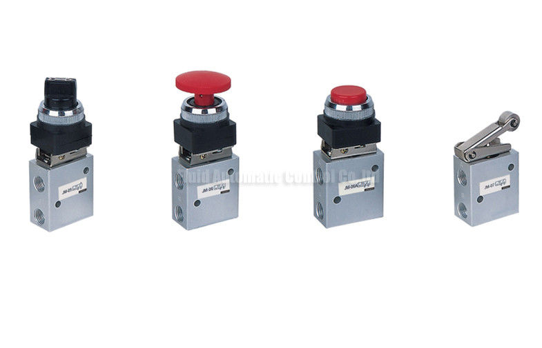 Compact JM Mechanical Control Valve , Pneumatic Actuator Valve