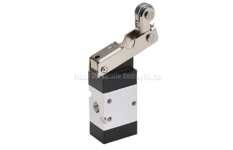 Aluminum Alloy Mechanical Control Valve,Roller Lever One Way Machine Control Valve