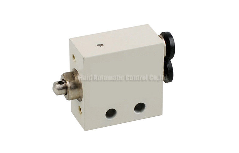 1.2Mpa Direct Acting 3-way Pneumatic Mechanical Rod Lever Valve