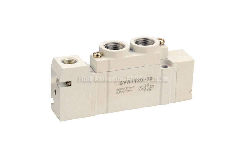 "SYA Pneumatic Air Control Valve 5/2 G1/4"" For Directional Control"