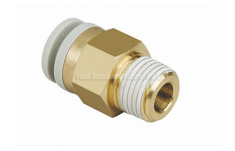 Pneumatic Tube Fittings , Air Hose Rapid Connector