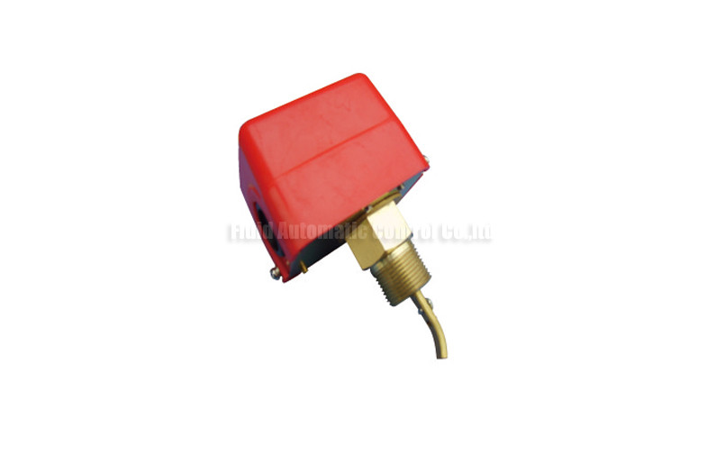 Brass Paddle Flow Switch , Air Pressure Switches